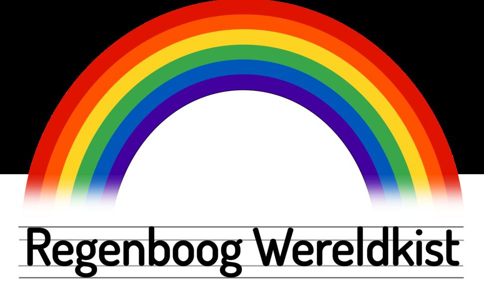 Logo Regenboog Wereldkist