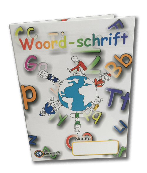 Set woordschriften Leskracht