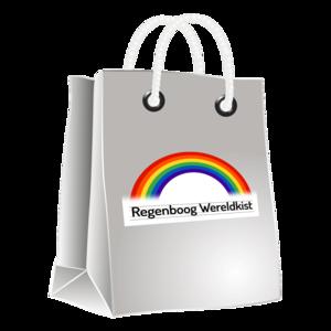 Regenboog Wereldkist materialen