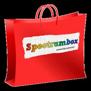 Spectrumbox materialen