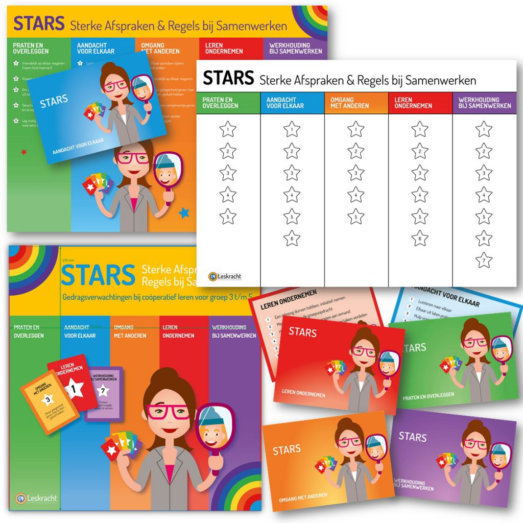 STARSbox compleet: gedragdsverwachtingen coöperatief leren