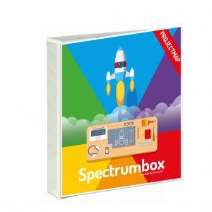 Beveiligd: Projectmap Spectrumbox