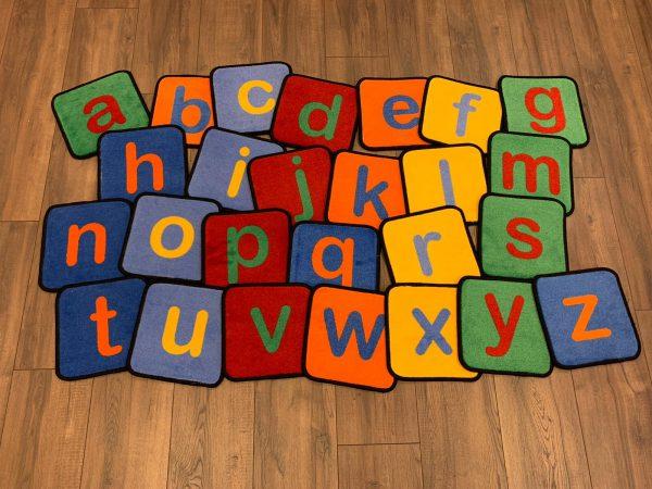 Beweegmatjes ABC Bewegend leren