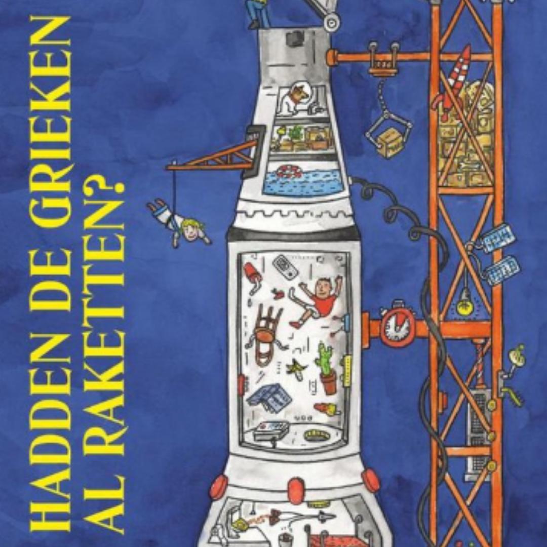 Boek Hadden de grieken al raketten?