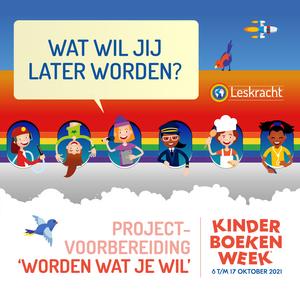 Projectvoorbereiding Kinderboekenweek 2021
