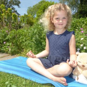 Workshop Yoga voor het jonge kind