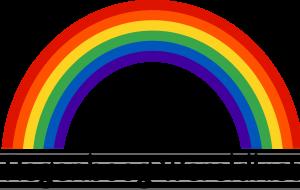 Regenboog Wereldkist logo